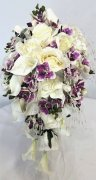 1 1 bridal bouquet Janelle