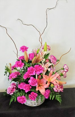 I 1a Pink flowers delight