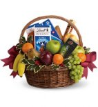 1 Fruit & Sweets Basket