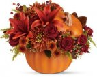 Prize Pumpkin Bouquet