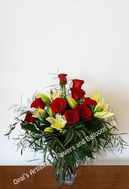 A Best Red Roses for You