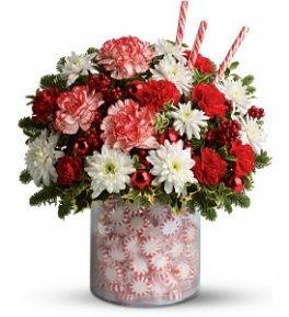 Holiday Surprise Bouquet