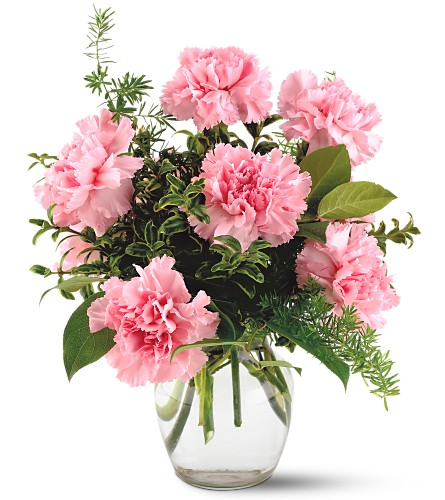 1 Pink Notion Vase - Click Image to Close